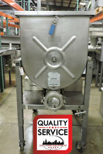 Hollymatic Gmg 180A - 7.5 Hp Commercial Meat Mixer Grinder