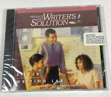 Prentice Hall Writer's Solution Silver Writing Lab Factory Sealed CD