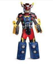 Power Rangers Beast Morphers MEGAZORD Costume Light Up Boy's 8-10 Medium New