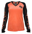 Harley-Davidson Women's Ignited With Passion Raglan Long Sleeve Shirt H631-HB7Z