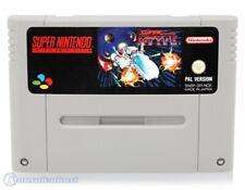 Nintendo SNES juego-Super R-Type módulo