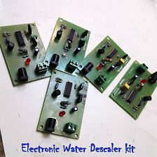 5x Electronic Water Descaler Decalcifier Limescale Remover  IMPROVED HEAVY DUTY