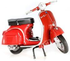 Maisto Vespa Roller GTR 1968 (rot, Maßstab 1:18) Motorroller red Modell scooter