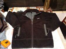 Vintage Patagonia P.E.F Deep Pile Full Zip Fleece Jacket Large