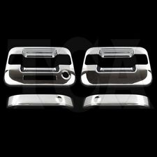FOR FORD F-150 F150 2004-2014 CHROME 2 DOOR HANDLE COVERS w/oPSK W/ KEYPAD 2013