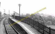 Severn Bridge Railway Station Photo. Lydney - Sharpness. Severn & Wye Rly. (1)
