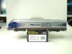 BACHMAN HO SCALE CHARGER SC-44 LOCOMOTIVE AMTRAK MIDWEST W/SOUND & DCC 67902