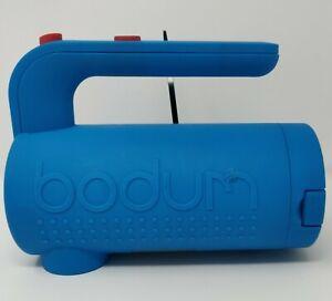 Bodum Bistro Hand 5 Speed Mixer Tested Works