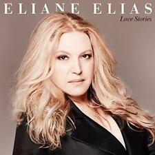 Eliane Elias - Love Stories (NEW CD)