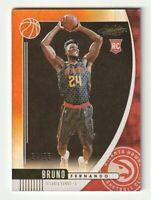 2019-20 Panini Absolute Rookie RC Orange Bruno Fernando SP /75 Hobby Hawks #34