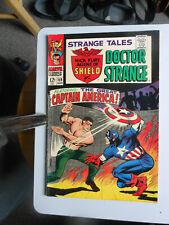 Strange Tales #159 Fury origin retold / 1967 / Silver Age / VF / Excellent Comic