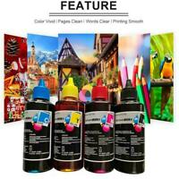 100ml Color Ink Cartridge Refill Replacement Kit For Hp Printers Canon I8G5