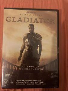 Gladiator (DVD Region 4) Russell Crowe, Richard Harris, Joaquin Phoenix
