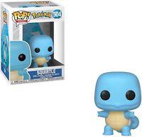 Funko - Pop Games: Pokémon - Squirtle Brand New In Box