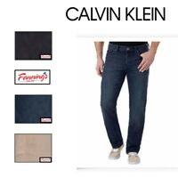 *NEW!* Calvin Klein Jean Men's Straight Leg Pants, VARIETY SIZE AN COLOR!