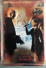 Buffy the Vampire Slayer BTVS 'Big Bads' Foil Trading Card Base Set of 72