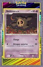 🌈Skélénox - DP07:Tempête - 60/100- Carte Pokemon Neuve Française
