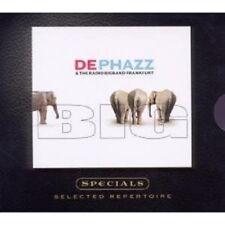 "De-phazz ""Big (SP)"" CD 12 tracks nuovo"