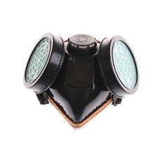 Anti-Dust Spray Chemical Gas Dual Cartridge Respirator Paint Filter Mask KI