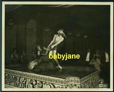 HELENA D'ALGY LOU TELLEGEN VINTAGE 8x10 PHOTO 1924 LET NOT MAN PUT ASUNDER
