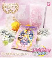 Sailor Moon Crystal 25th Anniversary Book Hot Sale Holiday Gift Postcard Book