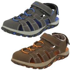 Boys Merrell Closed Toe Sandals 'Waterpro Web'