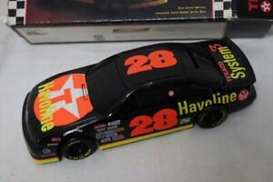 #28 Davey Allison Die Cast Bank Racing Champions Action 1993 Texaco Havoline