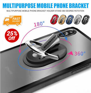 Multipurpose Mobile Phone Bracket Car Universal Phone Stand Holder 360° Rotation