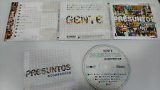 PRESUNTOS IMPLICADOS GENTE CD 2001 SPANISH EDITION EDICION ESPECIAL DESPLEGABLE