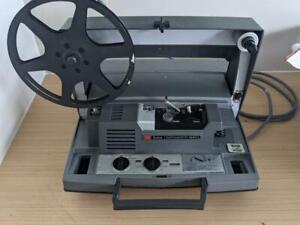 Kodak Instamatic M80-L 8mm movie Projector - Parts or Repair with Manual