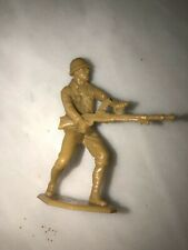 Lot of  MARX Japanese Infantry soldiers 100 pieces  6 POSES 1963  MINT ITEMS