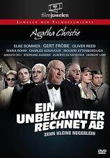 """DVD *  AGATHA CHRISTIE : EIN UNBEKANNTER RECHNET AB (FILMJUWELEN)  # NEU OVP """""""