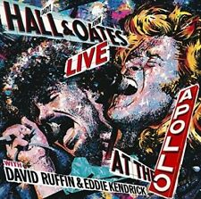 Live At The Apollo - Hall & Oates (2015, CD NEUF)