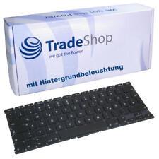 Tastatur Deutsch QWERTZ mit Beleuchtung ersetzt  Apple A1369 A1466 MD231 MD232