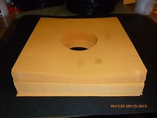"Lot of 100 NEW Paper Record Sleeves for 10"" 78 RPM Records 28# Acid-Free lot 711"