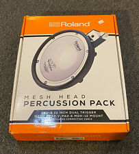Roland Mesh Pad Pack-includes PDX-8, MDH-12 and trigger cable