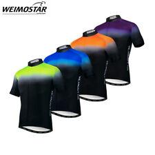 Men Cycling Jersey 2019 Sport Bike Clothing T-Shirt Bicycle Short Sleeve Tops