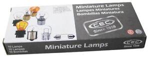 License Plate Light Bulb-Sedan CEC Industries 6418