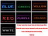 7 COLORS Detroit Lions Logo LED Neon Light Sign Display NFL Fan Home Decor Gift