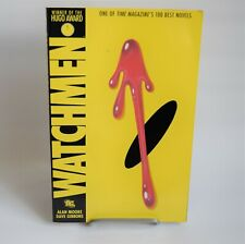 Watchmen Gn, Dc Comics Graphic Novel by Alan Moore, New, Hbo, Free Shipping!