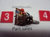 Lloyds R743 Volume Control Part # T2M50KOHMX2 Parting out Lloyds R743 Combo Unit