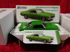 Classic Carlectible 1:18 Holden HJ Monaro Jamaca Lime 18664