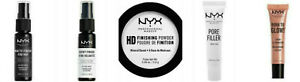 NYX Professional Makeup Mini - HD Powder Setting Spray Dewy Matte Pore Filler