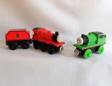 Thomas Train VINTAGE JAMES & TENDER and VINTAGE PERCY – Extremely Rare!