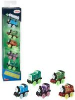 Fisher-Price Thomas & Friends MINIS Glow in The Dark Engine 5-Pack - New Boxed