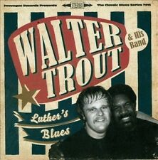 Walter Trout - Luther's Blues-A Tribute To Luther Allison CD Promo