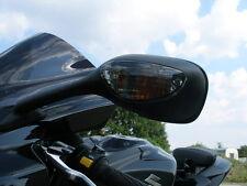 Schwarze Front Blinker Suzuki GSX R 600 K6 K7 K8 K9 L 0 1 2 3 4 5 smoked signals