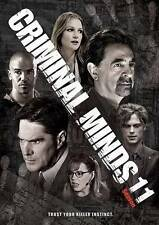 Criminal Minds:The Eleventh Season 11 (DVD, 2016, 6-Disc Set) Brand New & Sealed