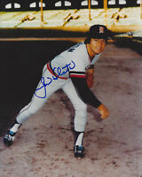 TIGERS Jim Slaton signed 8x10 photo AUTO Autographed Detroit