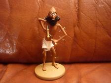 figurine tintin neuve  le fakir d'hergé13cm de hauteur en résine